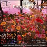 [DDD] Spring Poppy Patches