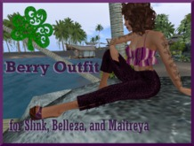 =<SB>= Berry Outfit -Belleza, Lara, Slink