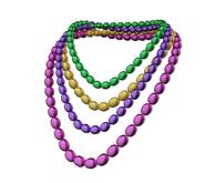 [Sugarplum Boutique] Mardi Gras Beads