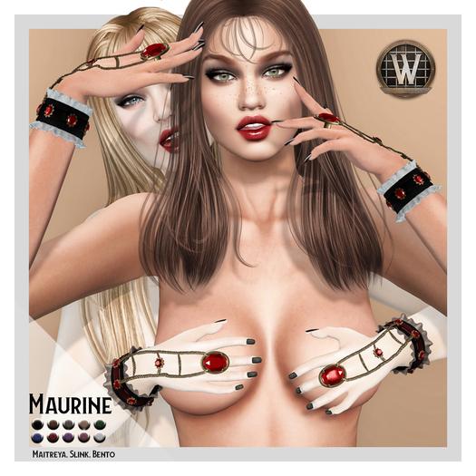 Wicca's Wardrobe - Maurine [BOXED]