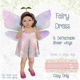 TPT Fairy Dress