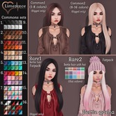#12{Limerence} Berta hair(Common2)-Blonds