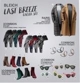 1. Bleich - Last Breeze - Coat RARE