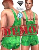 DEMO XK Shamrock Overalls