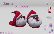 [T666C] - Santa Slipper (WEAR ME)