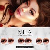 . MILA . Messy Eyelashes (Catwa/Genus/LeLutka)