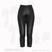 Gaia - Lourdes Pants BLACK