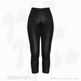 Gaia - Lourdes Pants EXTRABLACK