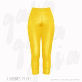 Gaia - Lourdes Pants YELLOW