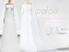 .paloa - Royal Wedding Gown and Veil | SALE 50%