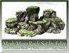 Mesh Moss Rock Set by Felix 5 Parts 1-5 Li copy-mody