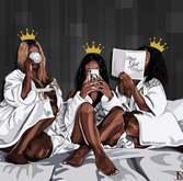 Melanin Queens Poster