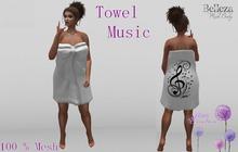 [T666C]- Towel Belleza Freya-White-box