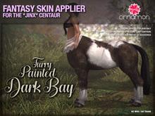 *CINNAMON* Jinx Centaur - Furry Painted Dark Bay