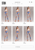 STUN - Pose Pack Collection Bento 'Solange' #73