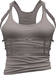 RIOT / Cole Harnessed Tank - Silver | Jake / Gianni / Slink / Adam