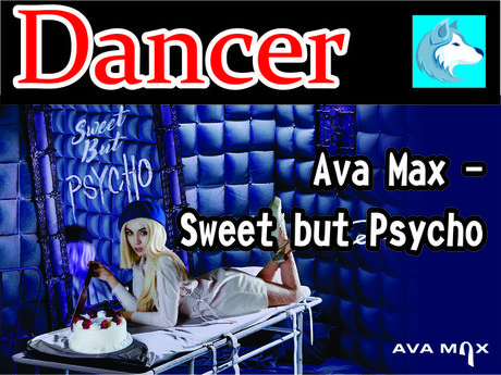 Ava Max - Sweet but Psycho Dancer BOXED