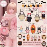 [ parfait. ] Kitty's Halloween Collection Weenie Plush .FELIX.