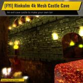 [FYI] Rinkulm 4k Mesh Castle Cave
