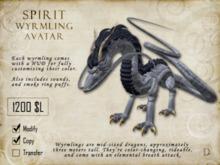 Spirit Wyrmling Dragon (boxed)