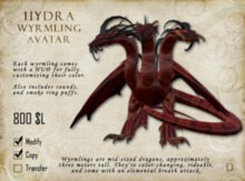 Hydra Wyrmling Dragon (boxed)