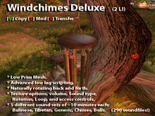 Windchimes Deluxe v1.02 (Boxed)
