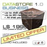 SLiCK! DataStore 1.0 BUSINESS (box)