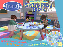 [Killi's] Sit-N-Play Table - Starry