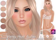 Esode Hailey Skin Catwa Omega head applier