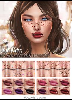 *Birth* 'Valentines Freckles/ Lipstick' Catwa