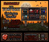 The Torment Catalogue Vendor