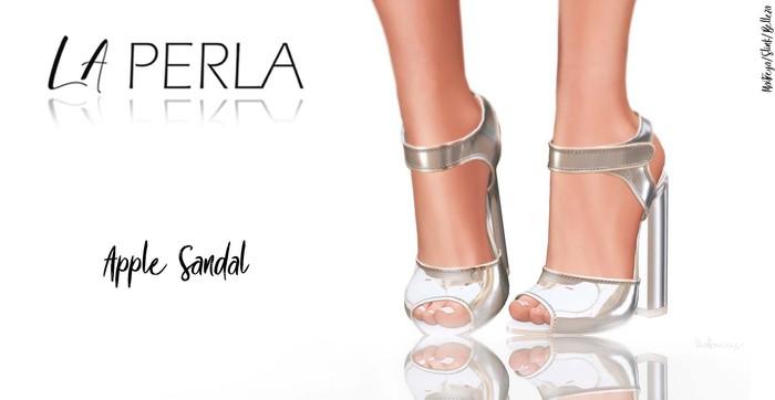 {LP} -Apple Sandal