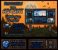 The Ascent Catalogue Vendor