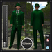 rnr  swag irish suit outfit  box