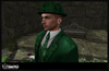 rnr  swag irish suit outfit  poster v2