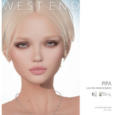 [ west end ] Shapes - Pipa (Lelutka Spencer Bento) (add)