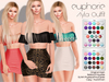 Euphorie - Ayla Outfit - Belleza/Slink