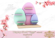 .: RatzCatz :. Display *Easter Eggs* colored