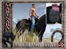 saddlebags+cover QH+WB