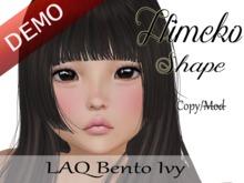 "Himeko Shape ""LAQ Bento Ivy Head"" Demo"