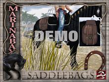 saddlebags QH+WB DEMO