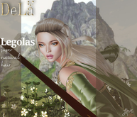 "=DeLa*= Mesh Hair ""Legolas"" Demo"