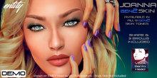 Entity GEN2 for Vista: Joanna DEMO