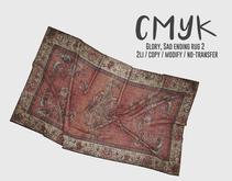 CMYK// Glory, Sad ending rug2  (unpack)