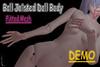 [BAKEMONOYA]Ball Jointed Doll Body DEMO