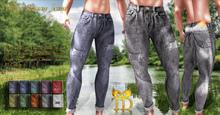 ^TD^ Mens Skinny  Jeans [FATPACK]
