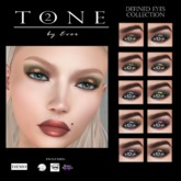 TONE 2 - Defined Eyes Collection