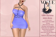 VRW Harness mini dress Ultra Gift