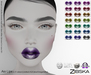Zibska ~ Aio Lips in 21 colors with Lelutka, LAQ, Catwa, Omega appliers and tattoo layers