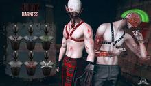Nana - Julian Black Harness {wear me}
